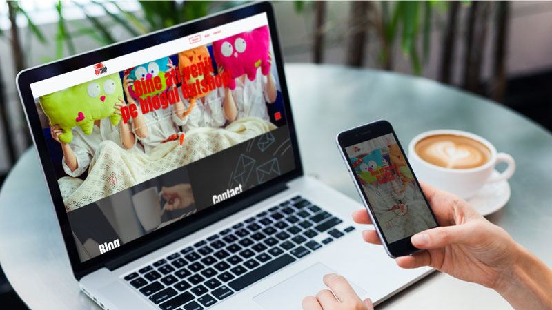 Wedesign personalizat - blog Outshop