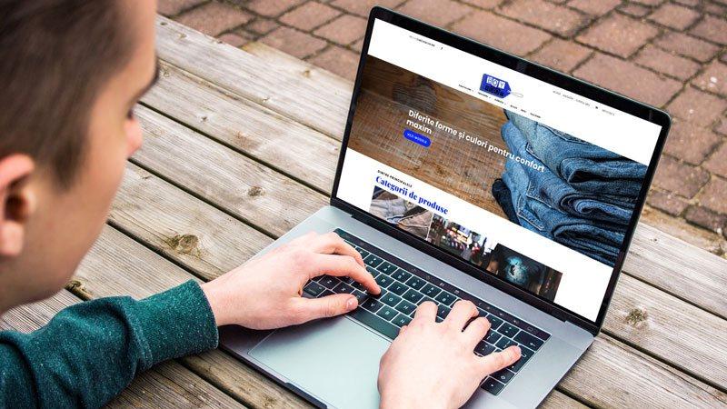 Wedesign personalizat - Magazin online Boyhood